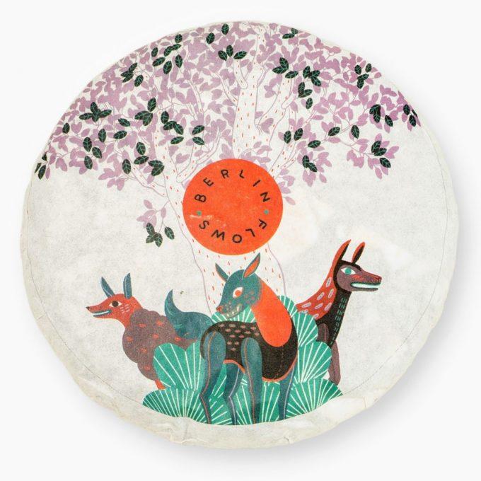 Xian Tea Berlin Flows Puerh Cake