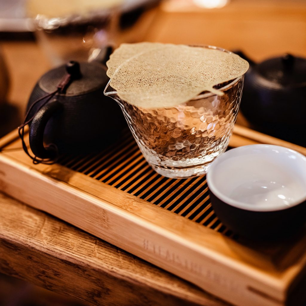 Gongfu Set in Action