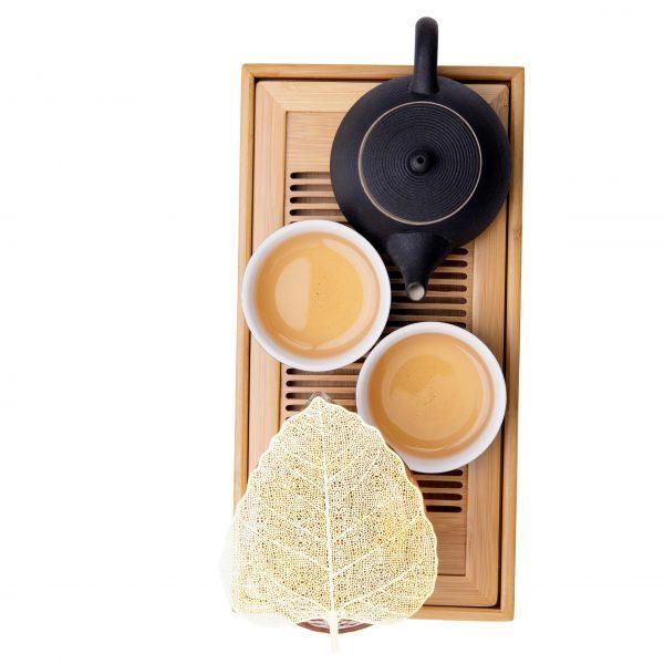 Gongfu Tea Set from top