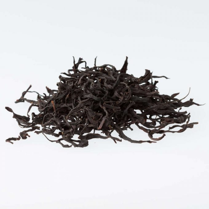 Black Jungle Tea Side