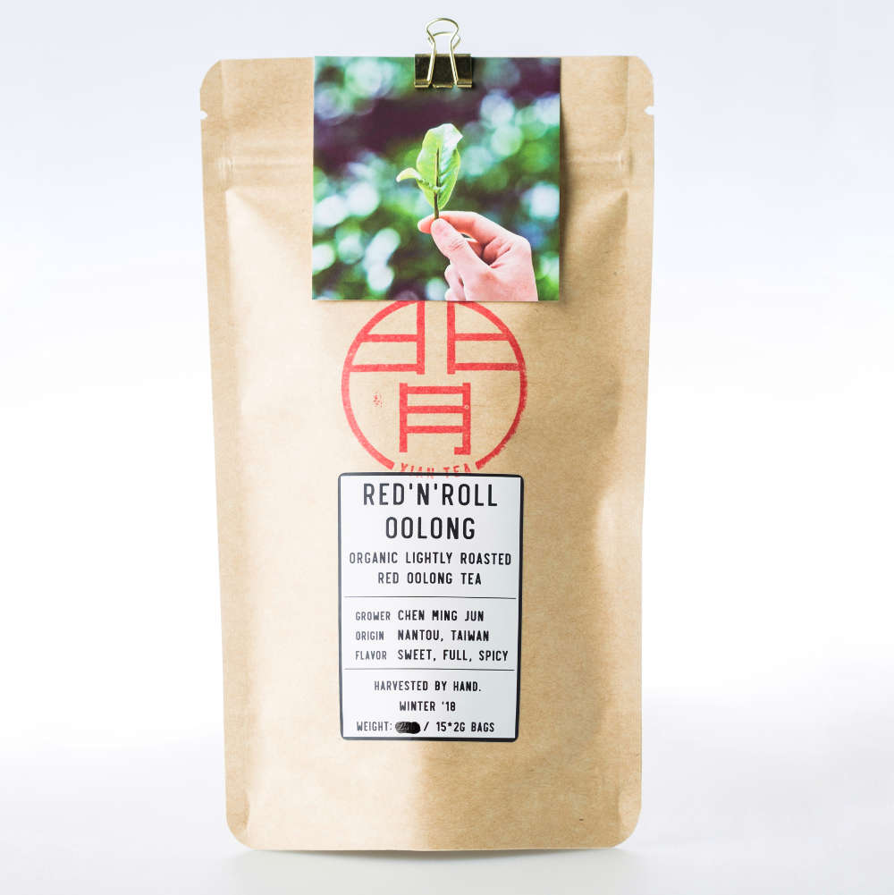 Red'N'Roll Red Oolong