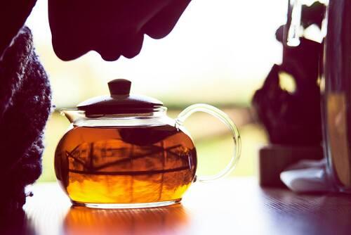 Focus on tea