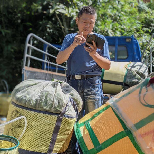 Chen Rong Ji Farmer of Jade Mountain